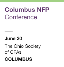 Columbus Not for Profit Conference, June 20