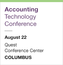 Accounting Technology Conference, August 22
