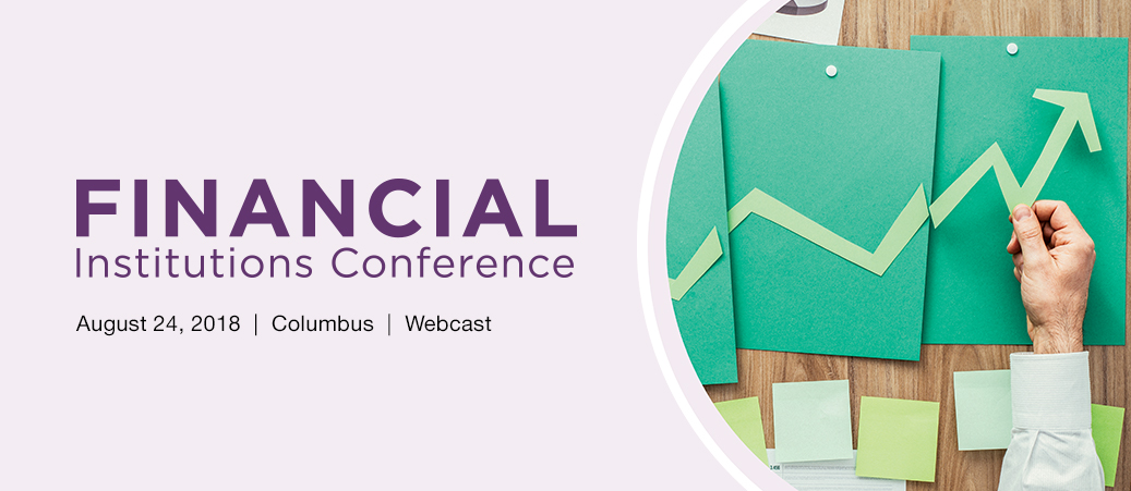 Financial Institutions Conference