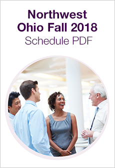 """NW_Ohio_Fall_2018_Schedule_at_a_Glance"""
